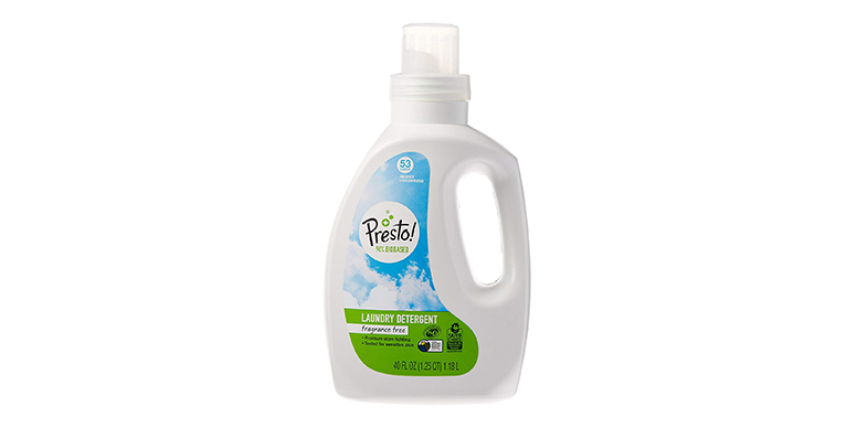 Amazon Presto Bio Liquid Laundry Detergent
