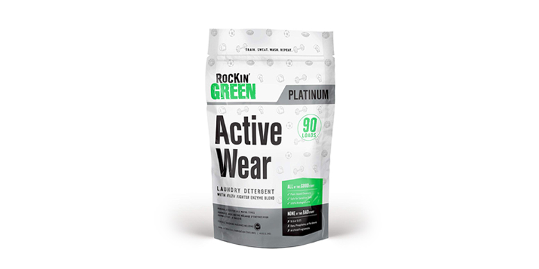 Rockin Green Active Wear Laundry Detergent